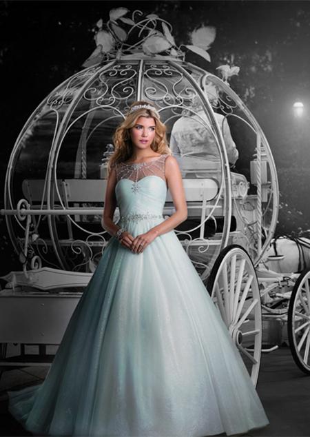 Coleção 2015 De Vestido De Noiva Das Princesas Da Disney