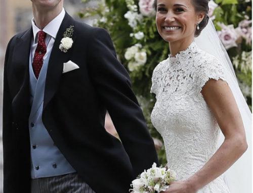 O Casamento de Princesa de Pippa Middleton